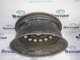 Диск сталевий  R-15 VOLKSWAGEN CADDY 3 2004-2010, фото 3